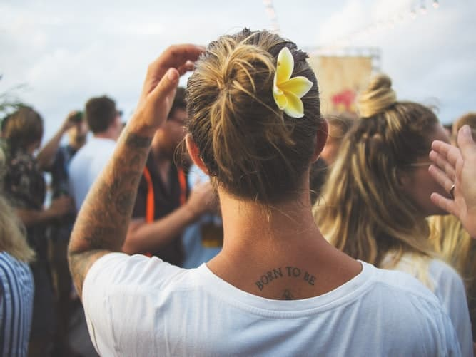 Chest Tattoo: The Painful Journey Of Beautifying
